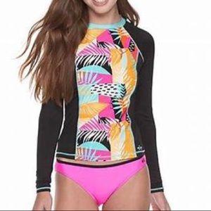 ☀️UPF 30 Swim Shirt Long Sleeved Multi-Color